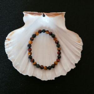 bracelet boule 3 oeil
