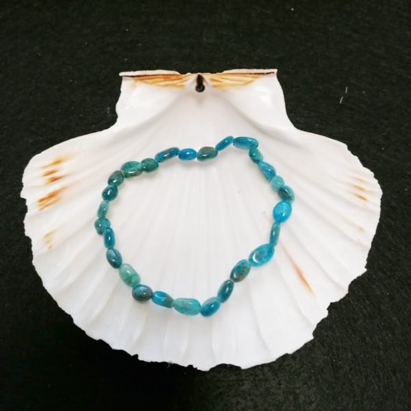 bracelet baroque apatite
