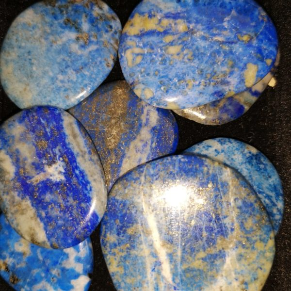 lapis lazuli galet