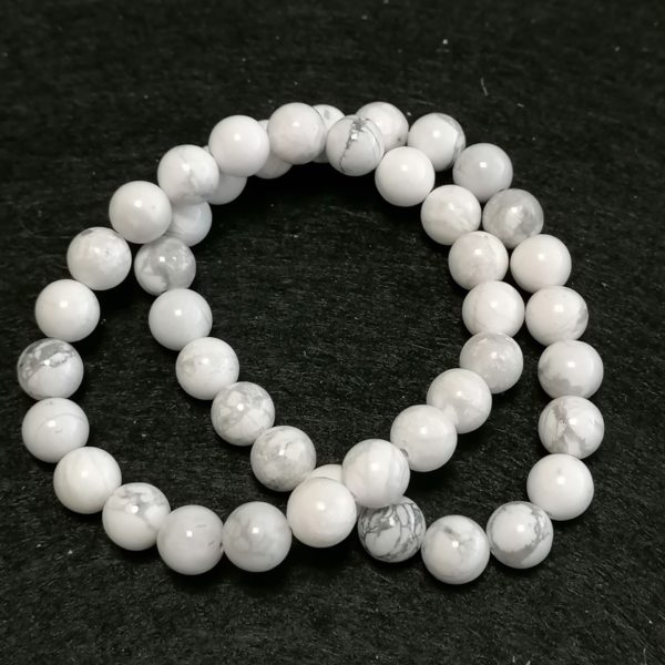 bracelets howlite 8
